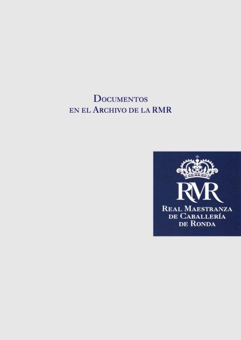"""Revista """"Documentos de Archivo en la RMR """""""