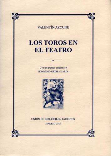 AZCUNE toros